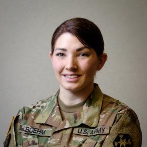 Jessie Boehm, SSG, USAR - Trustee