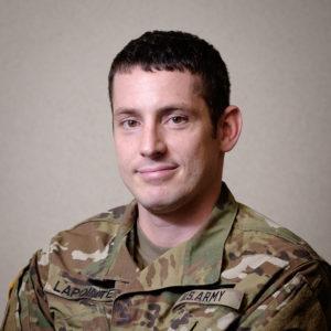SSG Ryan LaPointe - Director of Philanthropy